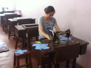 rachel sews 60 pads